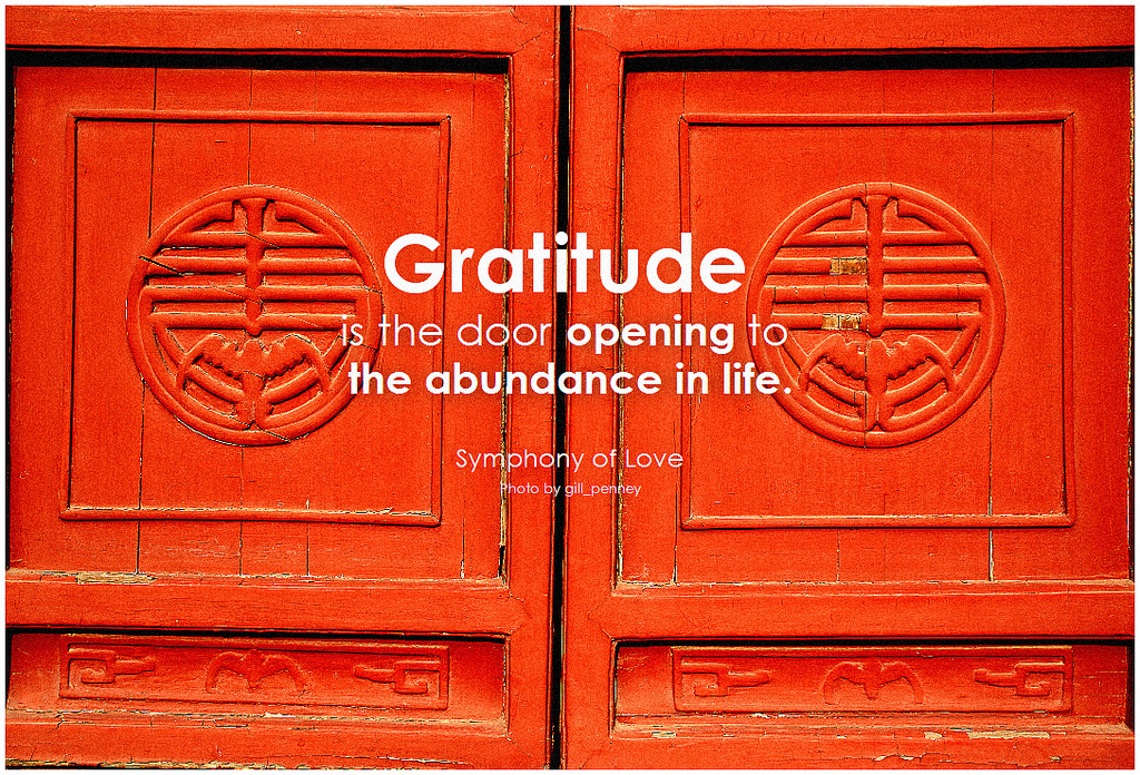 4 Percent – 7 Steps to Success In Life – Step 7: Practice Gratitude to Receive Abundance