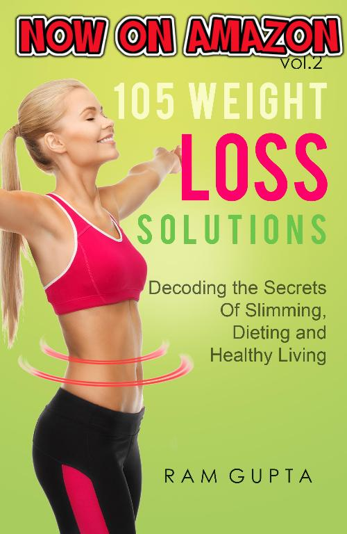 105, Weight Loss Solutions Vol II Released Now on Amazon…
