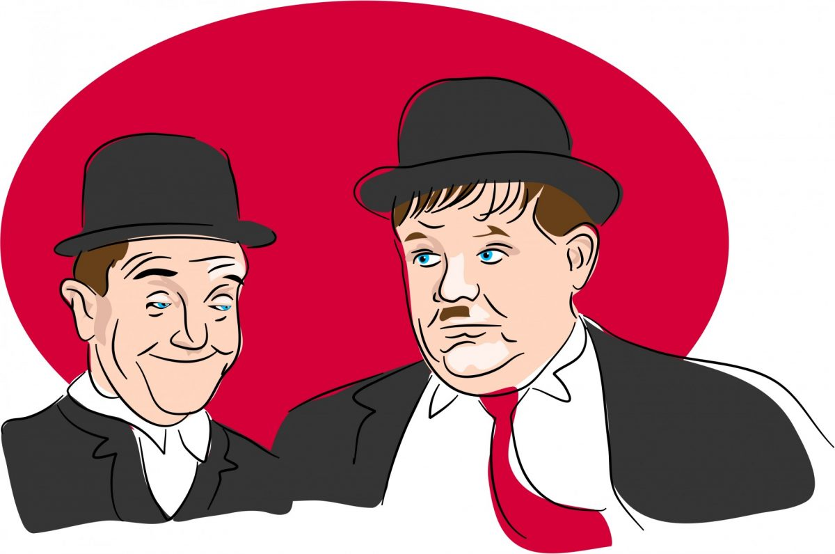 What Is The best Way To Lose Weight- Learn From Laurel and Hardy