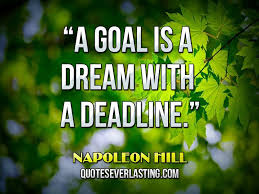 4 Percent – 7 Steps to Success In Life – Step 4: Make Deadlines & Stick to Them