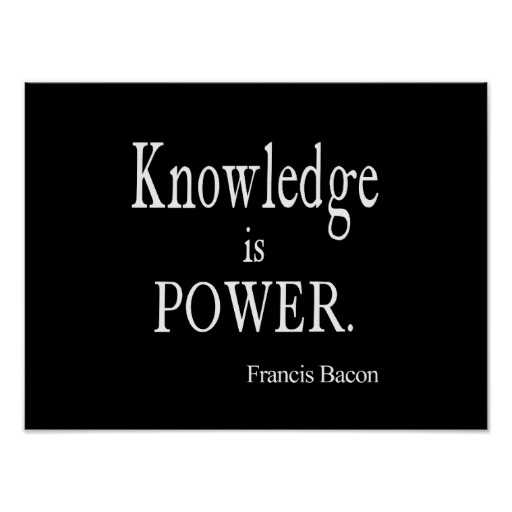 Is Knowledge Power? Think Again