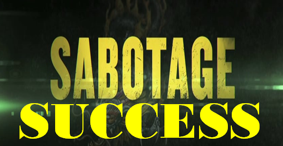 Stop Sabotaging Your Own Success Go Reach Out and Achieve Your Dreams!