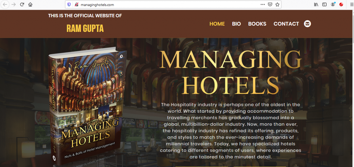 Managing Hotels: Nuts and Bolts of Hotel Management